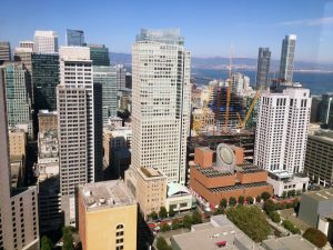You might live here in SOMA, but your startup or company is not very likely to be anywhere remotely near the City.